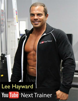 Lee Hayward YouTube Next Trainer