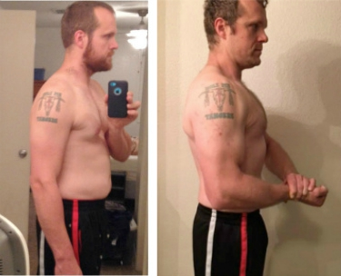 Kevin Borchert Before & After