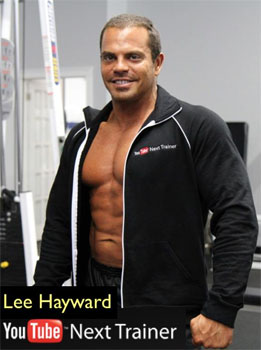 Lee Hayward - Customized Diet & Training Programs