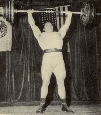 Shoulder Press aka Military Press