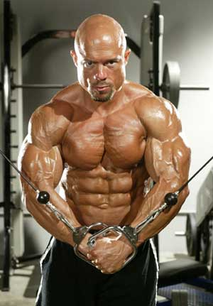 the rock steroid free