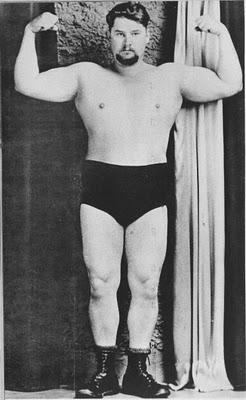 Joseph Curtis Hise - Creator Of The Hise Shrug & 20 Rep Squat Program
