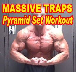 Traps Workout For Mass EmailShareTraps Workout For Mass