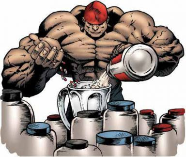 """Post-Workout Nutrition on """"Steroids"""" 