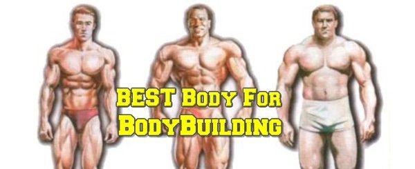 Best Body Type For Bodybuilding