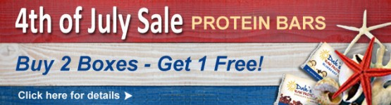 Dales Raw Protein Bars Special Offer
