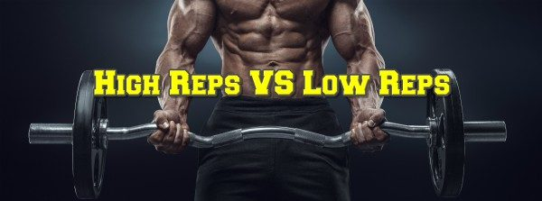 High Reps Vs Low