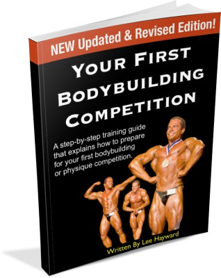 Your First Bodybuilding Competition