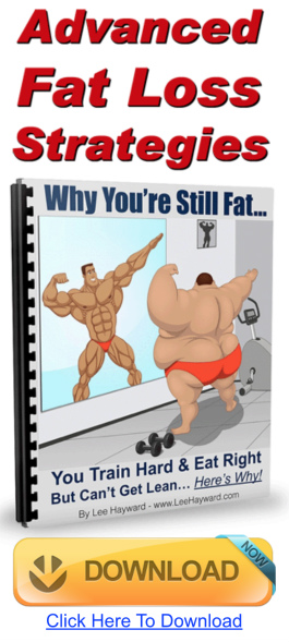 Download Your FREE Fat Loss Report