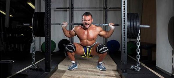 Powerlifting Squat