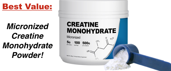 What is the best creatine?