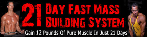 21-Day Fast Mass Building