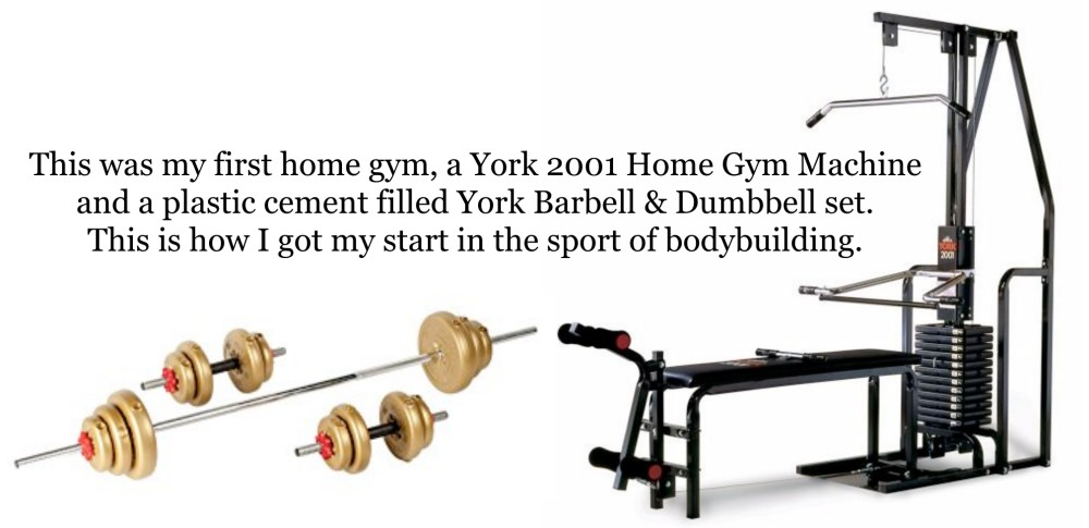 My First Home Gym