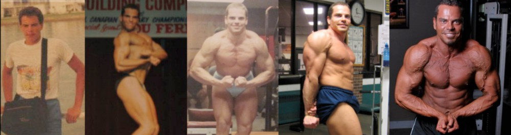 Lee Hayward Bodybuilding