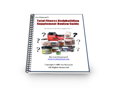 Total Fitness Bodybuilding Supplement Review Guide