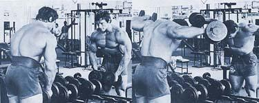Side Dumbbell Lateral Raises