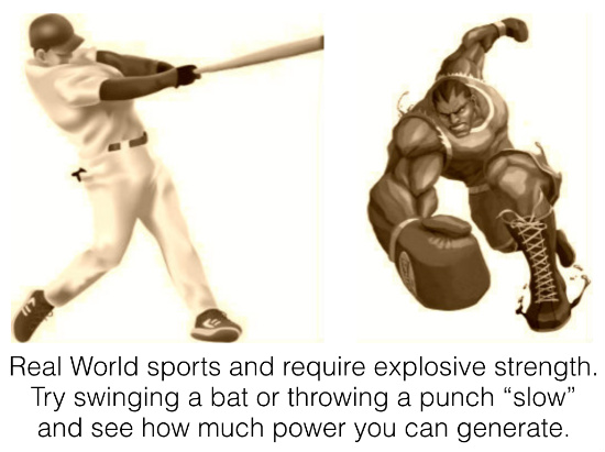 Real World Strength