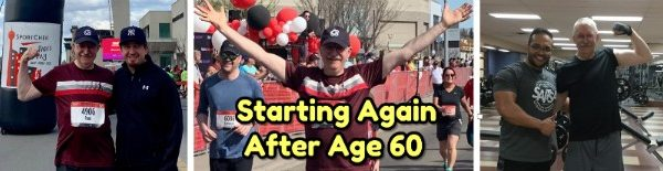 Paul Miller - Starting Again After Age 60