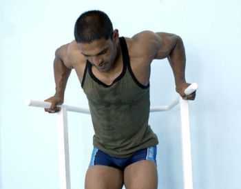 100 Rep Pull Up / Dip Workout! — Lee Hayward's Total Fitness