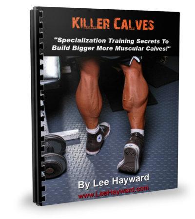 Killer Calves Workout Manual