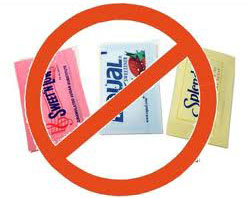 Say No To Artificial Sweeteners