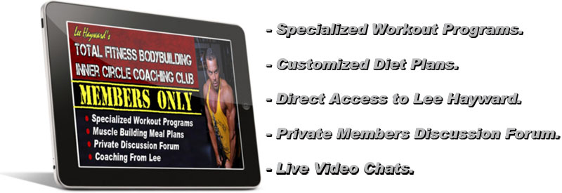 Total Fitness Bodybuilding Inner Circle Coaching Club