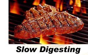 Red Meat - Slow Digesting Protein