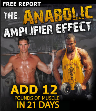 Download The Anabolic Amplifier Effect