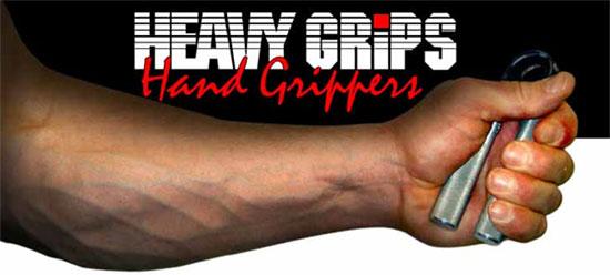 Heavy Grips Christmas in July Sale