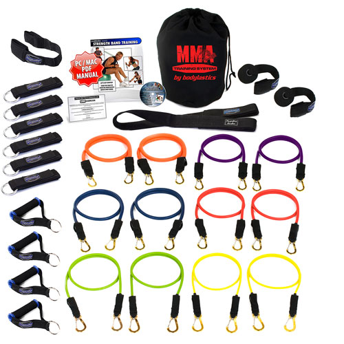 Body Lastic Bands Home Gym
