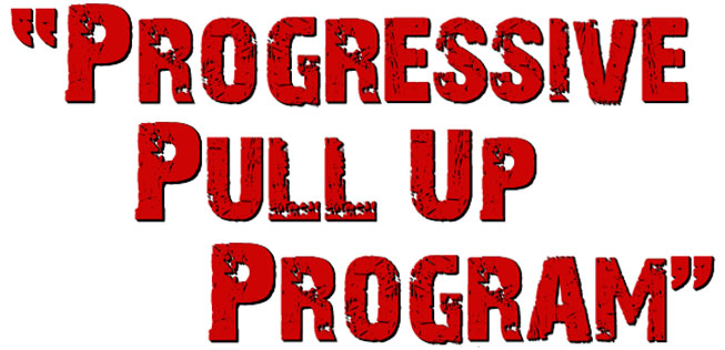 Progressive Pull-Up Program!