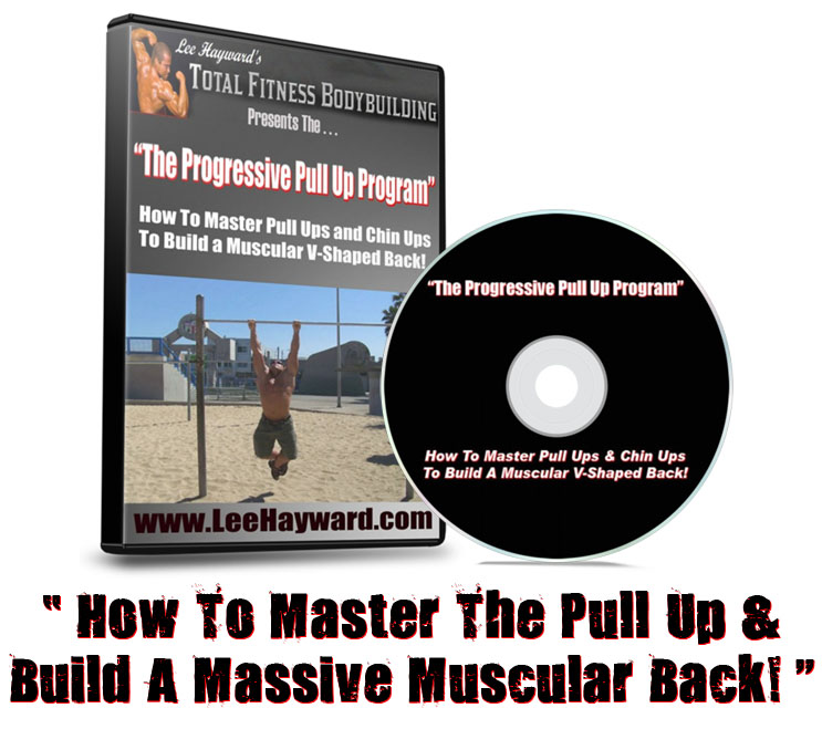 How To Master The Pull Up & Build A Massive Muscular Back!