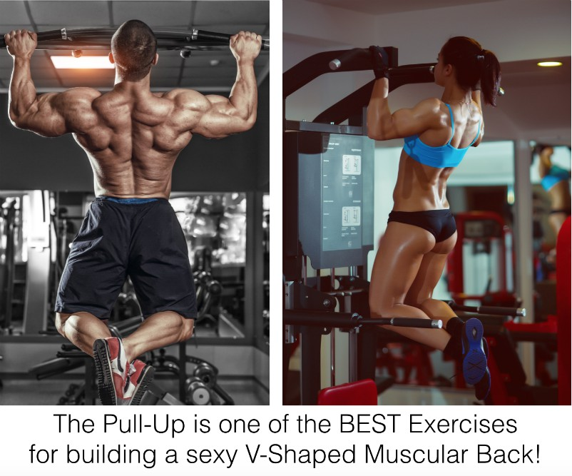 Pull Ups Are One Of The Best Exercises You Can Do