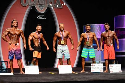 Mr. Olympia 2013 Men's Physique