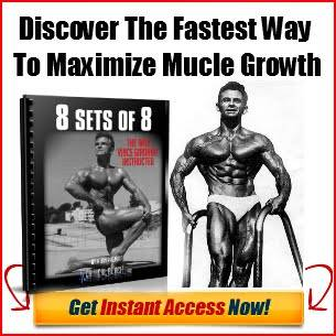 Click Here to download Vince Gironda's 8 sets of 8 workout program!