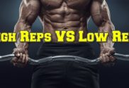 High Reps VS Low Reps