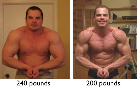 Lee Hayward Before & After Pictures