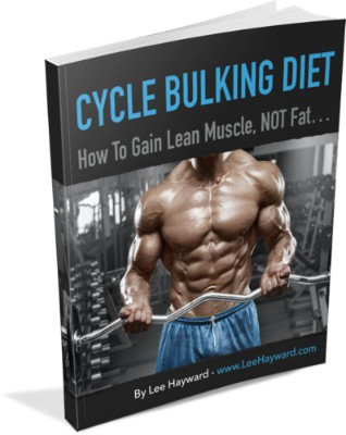 The Cycle Bulking Diet