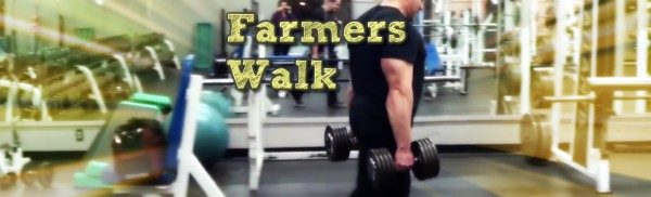 Farmers Walk Workout