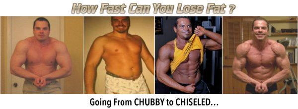 How fast can you lose fat the truth lee haywards total how fast can you lose fat the truth ccuart Images