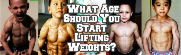 What Age Should You Start Lifting Weights?