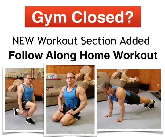 Follow Along Home Workouts