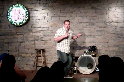 Lee Hayward Stand Up Comedy