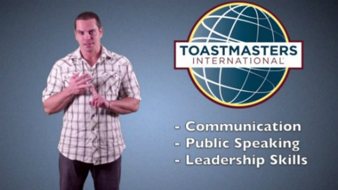 Lee Hayward Toastmasters