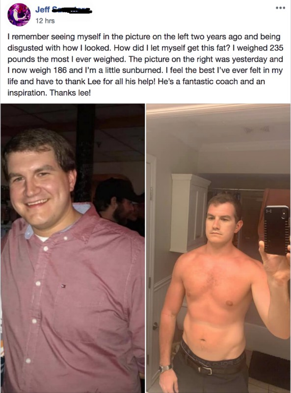 Jeff Before and After