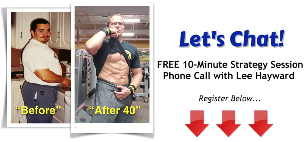 Lee Hayward Muscle Building and Fat Loss Coach