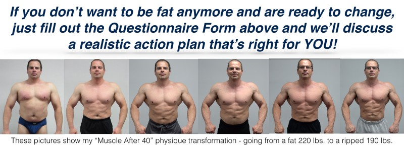 Lee Hayward Muscle After 40 Transformation