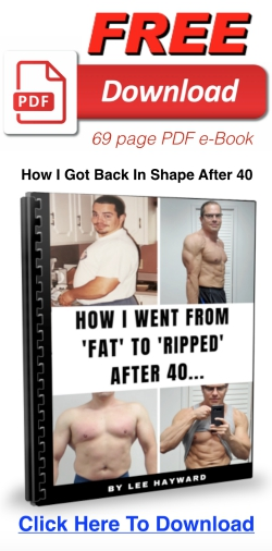 FREE e-Book - How I Got Ripped After 40