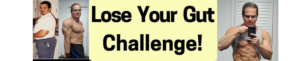 Lose Your Gut Challenge!