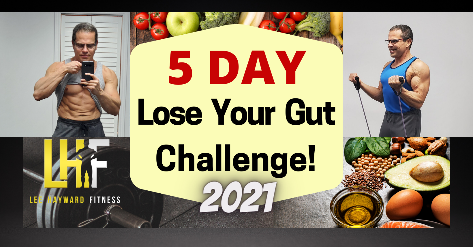 Lose Your Gut Challenge 2021